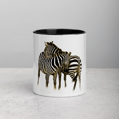 Intertwined - Mug with Color Inside