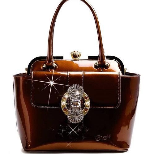 Brangio Queen Crown Romance Handbag