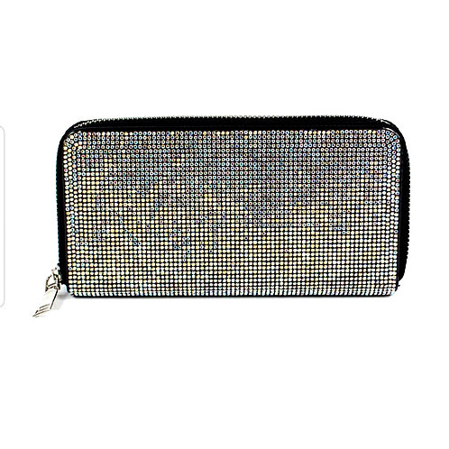 Hello 3 AM Sparkle in the Sun Wallet