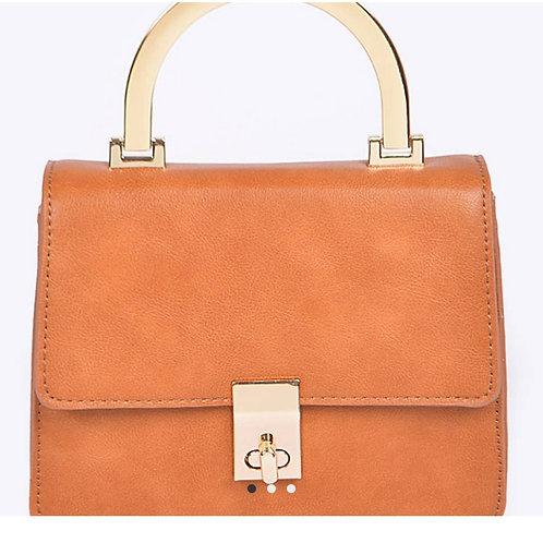 Camel Fashion Clutch