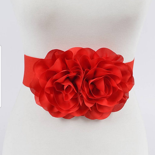 Flower Inspired Belt