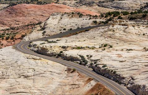 Road Through Escalante