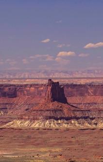 Desert Solitare (Canyonlands National Park)