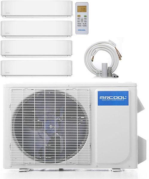 MRCOOL Mini Split 9000 + 9000 + 9000 + 9000