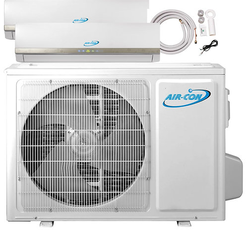 AirCon Mini Split 18000 + 18000