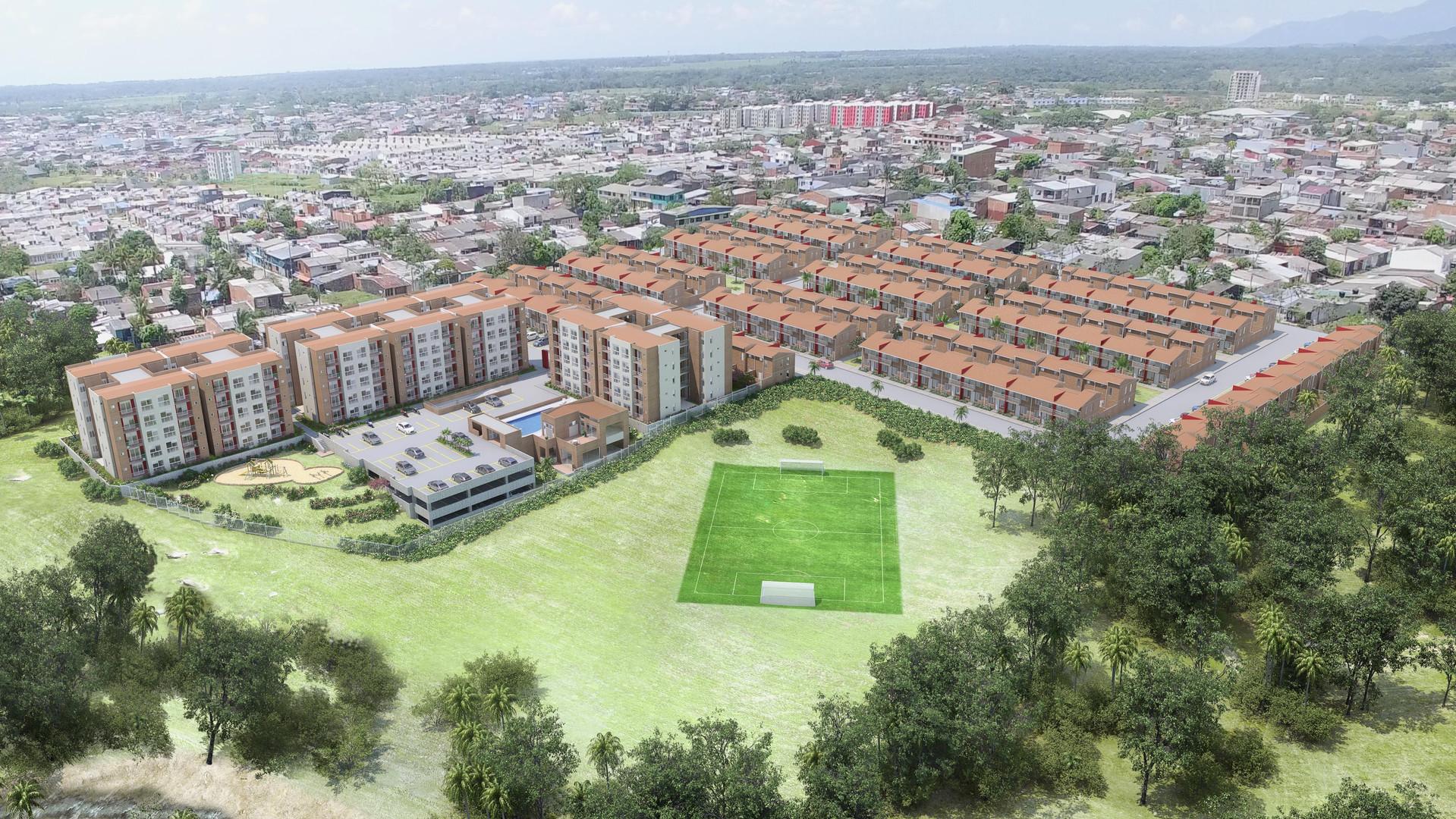 Brisas de la Colina y Mararay Apartamentos