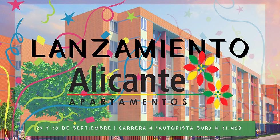 Lanzamiento Alicante Apartamentos