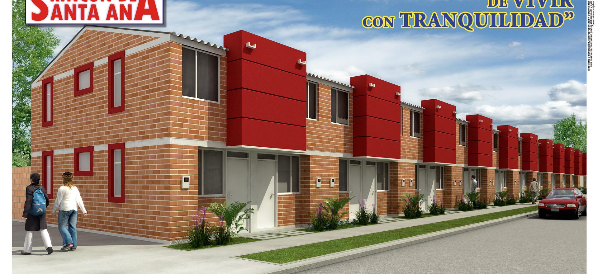 Conjunto Residencial Rincón de Santa Ana