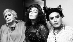 Las Divas - Paquita, Maria y Frida