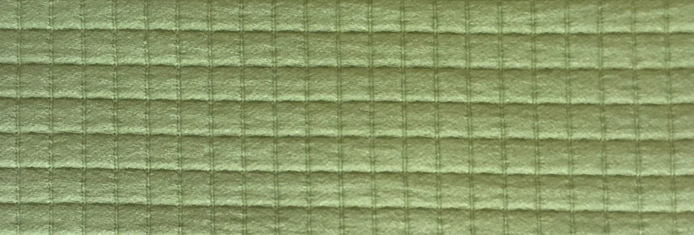 Green - Quilted Fabric