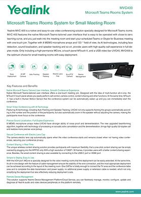 Yealink MVC400 brochure.png