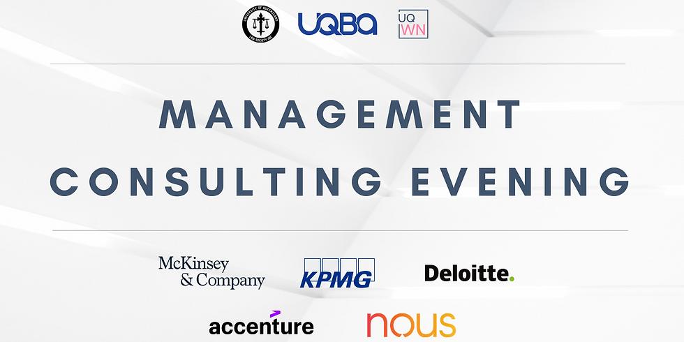 UQBA x UQLS x UQWN Present: Management Consulting