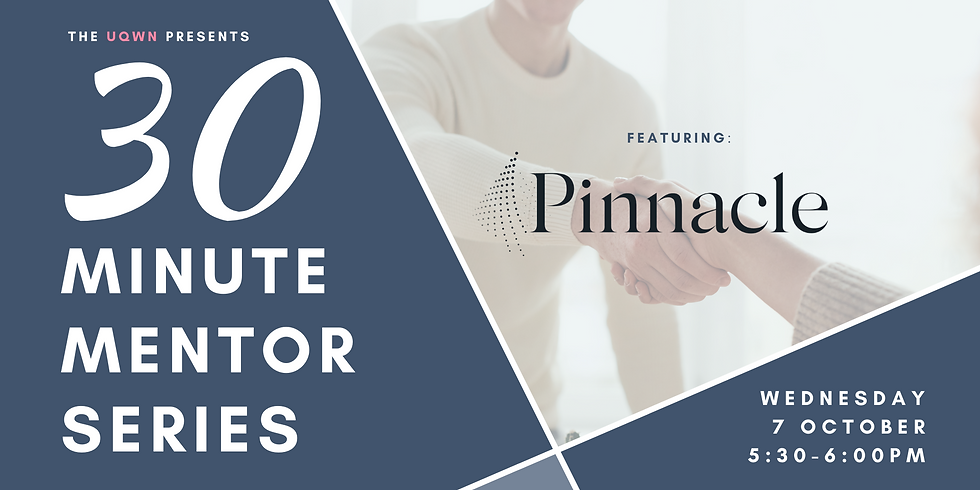 UQWN 30 Minute Mentor Series: Featuring Pinnacle Investment Management