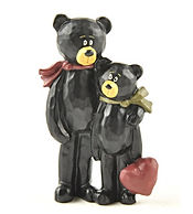 Two Bear Friends With HEart