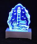 LED LIghthouse Iceber