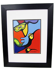 John Christopher Cree Artist First Nations Picasso OF the North