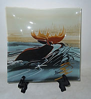 rick beaver moose plate first nations