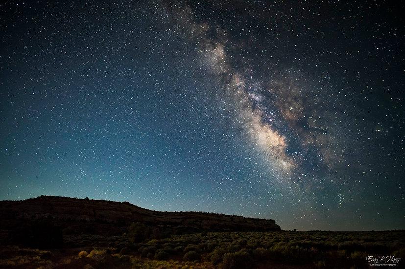 Mesa Milky Way