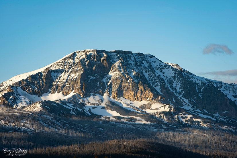 Morning Light Mountain