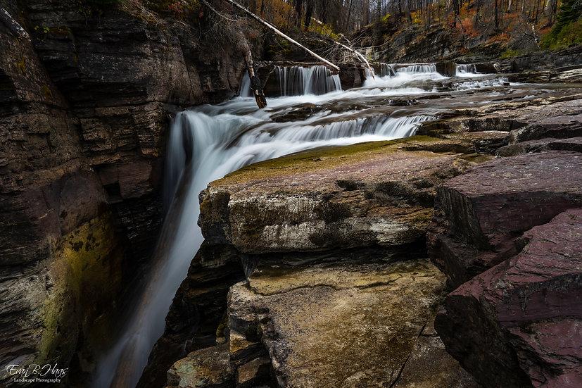 Upper St. Mary's Falls