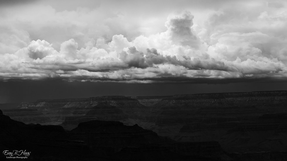 Canyons & Clouds