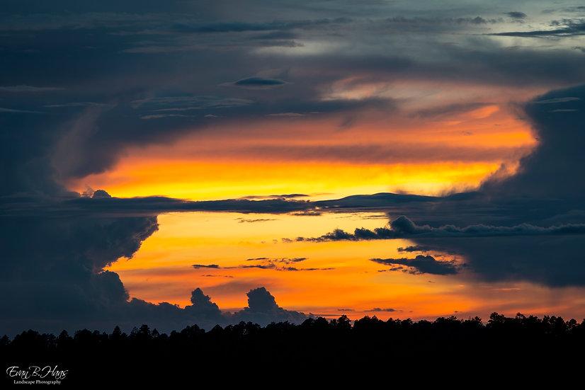 North Rim Sunset