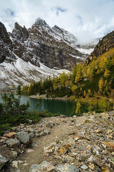 Agnes Lake Trail
