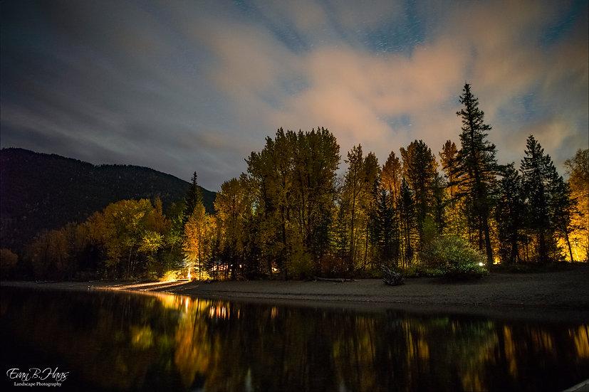 Lake McDonald Glow