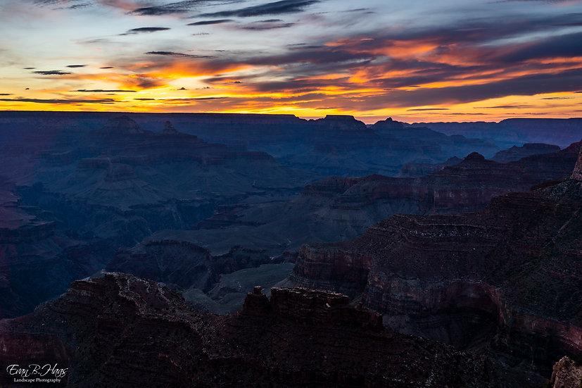 Powell Sunrise
