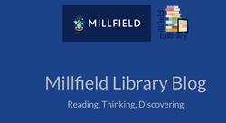 Millfield school library blog