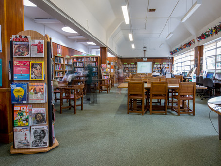 Library Insights: Supporting Student Social and Emotional Well-being through Inquiry Based Learning
