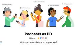 Podcasts as PD