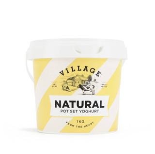 Natural Pot Set Yogurt