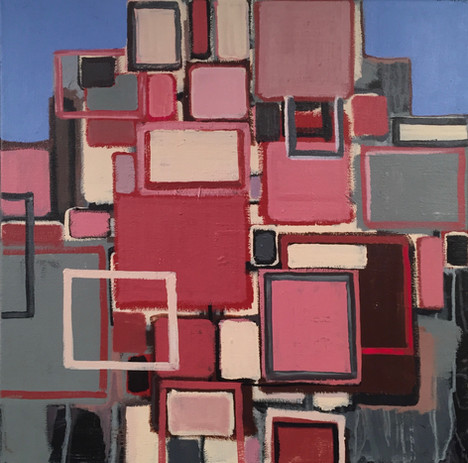 San Miguel (after Guston)