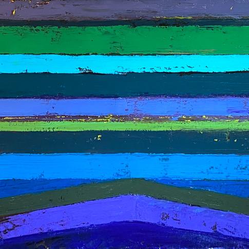 Fata Morgana (Blue, Green, Violet)