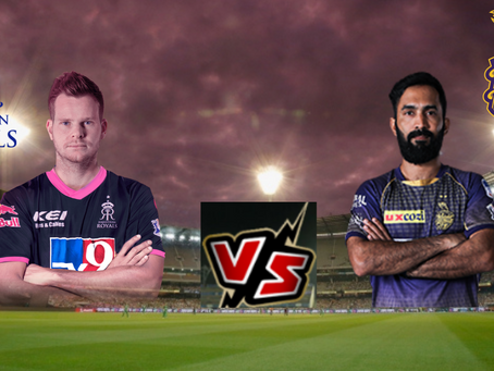 Rajasthan Royals Vs Kolkata Knight Riders:  Head to Head, Pitch Report, Probable 11, Dream 11 team
