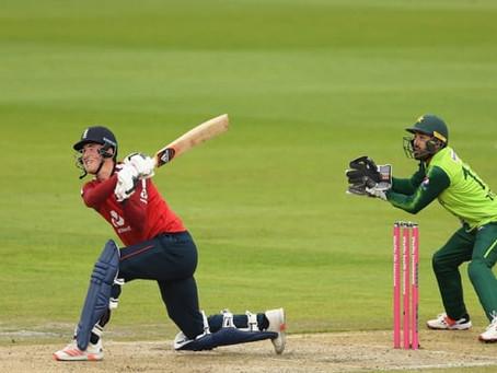 England vs Pakistan T20I Series Report