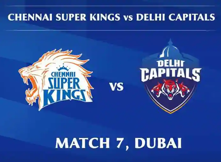 Chennai super kings vs Delhi Capitals:Head to Head, Pitch Report, Probable 11, Dream 11 team