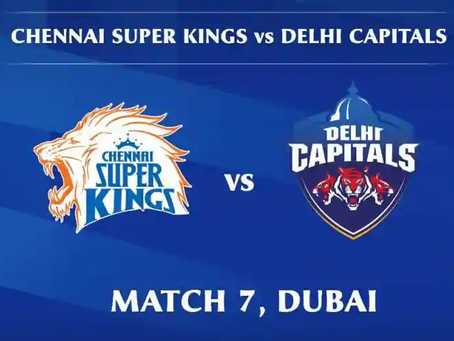 Chennai super kings vs Delhi Capitals:Head to Head, Pitch Report, Probable 11, Dream 11 team