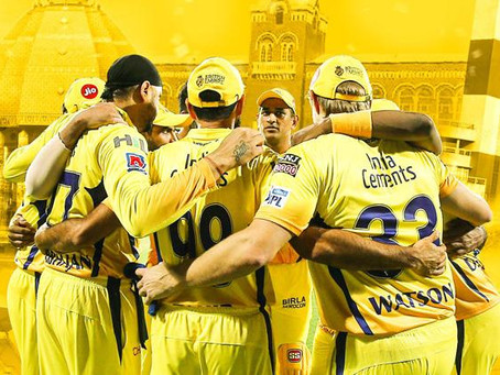 Can this be the last ride for Dad's Army of CSK??