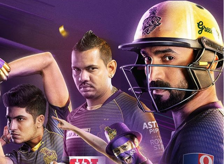Will Knight Riders continue their champion ride from Trinbago to Kolkata?
