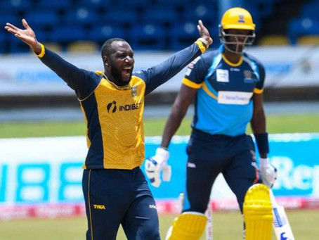 92-10 for St.Lucia Zouks but still managed to be victorious by 3 runs!!!