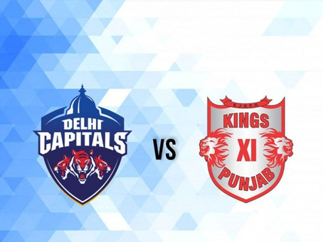 DELHI CAPITALS VS KINGS XI PUNJAB post match day analysis!!!