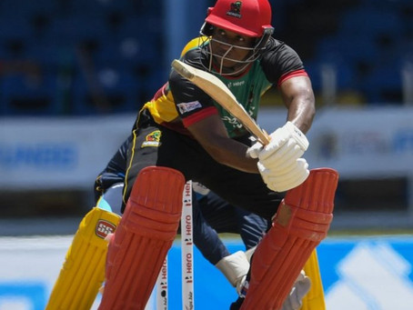 CPL 2020, SKP vs BT Highlights: Evin Lewis' 89 helps Patriots secure much-needed win