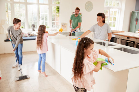 How to Fake a Clean Home in 15 Minutes
