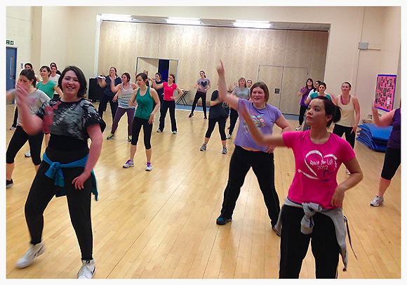 ZUMBA (6 WK BLOCK BOOKING)
