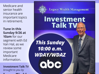 Important Medicare Info. Tune in This Sunday