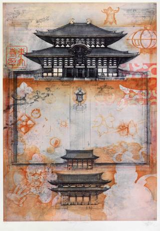 """""""Tōdaiji Nara"""""""