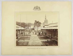 W.A. 1873, Japanesische Gebäude
