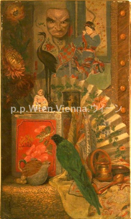 Stilleben (Memorabilia aus Ostasien)